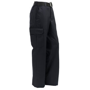 Elbeco TEK3 Men's Cargo Pants Size 35 Polyester Cotton Twill Weave Midnight Navy