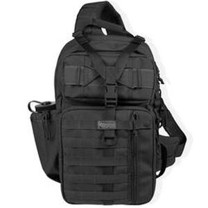 Maxpedition Hard Use Gear Kodiak Gearslinger Backpack Nylon Black