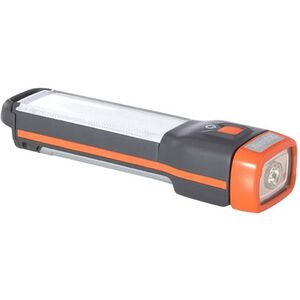 Energizer LED 3 In 1 Flashlight LED 150 Lumens AA Batteries Push Button Polymer Orange ENFAT41E