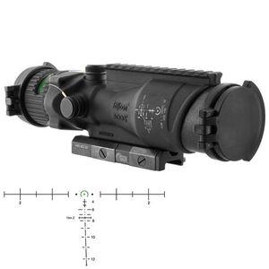 ACOG 6x48 Dual Illuminated Green Horseshoe Dot .308 M240 Ballistic Reticle