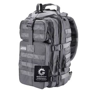Barska GX-400 Crossover Low Profile Backpack Gray