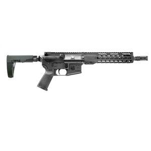 "Diamondback Firearms DB15 AR-15 5.56 NATO Semi Auto Pistol 10"" Barrel 30 Rounds Free Float Hand Guard Tailhook Mod 2 Pistol Stabilizing Brace Matte Black"