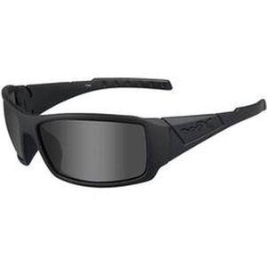 Wiley X Eyewear Twisted Safety Glasses Black/Gray SSTWI01