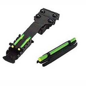 "HiViz Shotgun Magnetic Combo Pack Fits Ribs From 0.313"" to 0.438"" Front & Rear Sights"