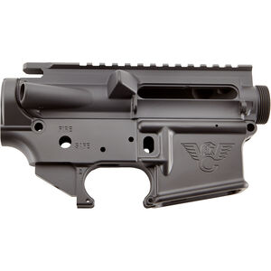 Wilson Combat Stripped AR-15 Lower Receiver Multi-Caliber 7075-T6 Forged Aluminum Black