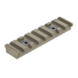 UTG PRO 8-Slot M-LOK®  Picatinny Rail Section, FDE Cerakote®
