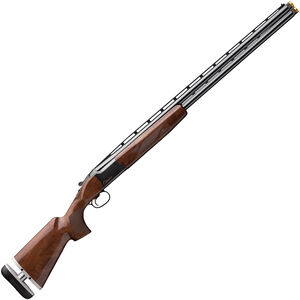 "Browning Citori CX Micro Adjustable 12 Gauge O/U Break Action Shotgun 30"" Vent Rib Barrels 3"" Chamber 2 Rounds Walnut Stock with Adjustable LOP Blued Finish"
