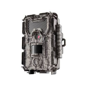 Bushnell Aggressor Digital Trail Camera 24MP LED Flash HD Video Hybrid Capture 8x AA Batteries Polymer Body