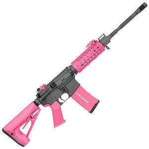 """Rock River LAR-15 NSP CAR 5.56 NATO 16"""" 30rds Pink"""