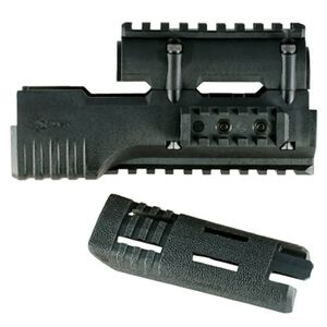 Mission First Tactical Tekko Polymer AK-47 Forend Black