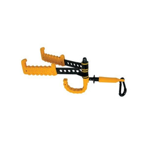 Muddy Pivoting Axis Hanger 180 degree Pivot  Black and Yellow