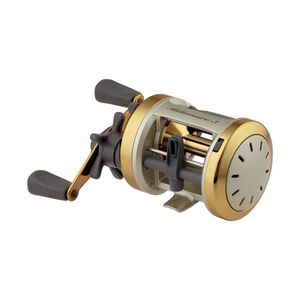 Millionaire-S Baitcasting Reel 250, 5.1:1 Gear Ratio, 2BB, 1RB Bearings, 11 lb Max Drag, Right Hand