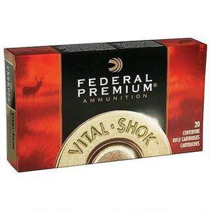 Federal V-Shok .270 WSM 140 Grain Bonded PT 20 Round Box