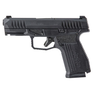 "Arex Rex Delta 9mm Luger Semi Auto Pistol 4"" Barrel 15/17 Rounds Magazines Fixed Sights Striker Fired Polymer Frame Matte Black"