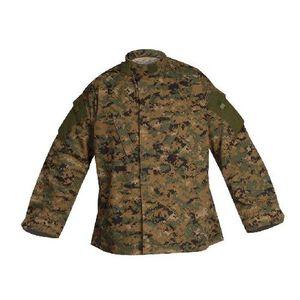 Tru-Spec Tactical Response Uniform Shirt 65/35 Poly/Cotton Rip-Stop