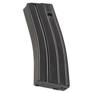 ASC AR-15 Magazine .223/5.56 30 Rounds Stainless Steel Black 30-223-SS-BM-B-ASC