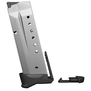 Recover Tactical S&W M&P Shield 9/40 Magazine Base Plate Adapter and Clip Polymer Black
