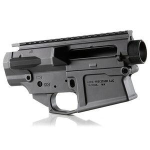 Aero Precision M5 .308 AR Stripped Upper/Lower Receiver Set LR-308 Pattern Aluminum Anodized Black