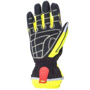 Ringers Gloves ESG Barrier One High Visibility Gloves Large