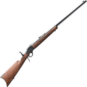 "Winchester M1885 Traditional Hunter High Grade .45-70 Gov Falling Block Rifle 28"" Octagon Barrel 1 Round Walnut Stock Case Hardened Receiver Blued Barrel"