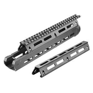 AIM Sports FN/FAL Drop In M-LOK/Picatinny Hand Guard 6061-T6 Aluminum Anodized Matte Black Finish