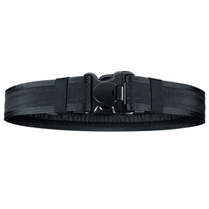 "Bianchi Nylon Duty Belt, Hook, XS 24-26"", Black"