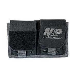 "Battenfeld Technologies Pro Tac 4 Pistol Magazine Pouch with S&W Logo 8.5""x5.25""x1.5"" Black"
