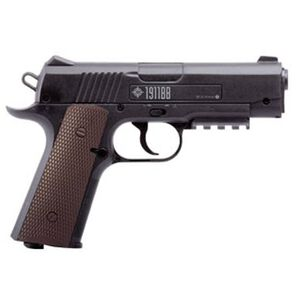 Crosman CO2 BB Pistol Polymer Black 40001