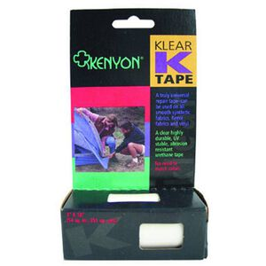 "Chinook Kenyon Klear K-Tape Repair Tape 3""x18"" 62005"