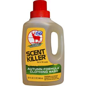 Wildlife Research Center Scent Killer Autumn Formula Liquid Clothing Wash 32 oz.