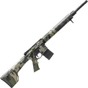 "DPMS Prairie Panther AR-15 .223 Rem Semi Auto Rifle 20"" Barrel 20 Rounds Magpul MOE Fixed Stock Kuiu Verde Camo Finish"