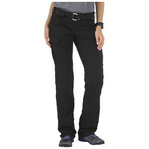 5.11 Tactical Women's Stryke Flex-Tac Pants Size 6R Black