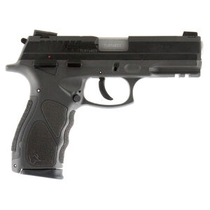 "Taurus TH9 9mm Semi Auto Pistol 4.27"" Barrel 17 Rounds Novak Sights Gray Frame"