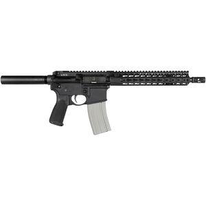 """Bravo Company USA RECCE-11 KMR-A 5.56 NATO AR-15 Semi Auto Pistol 11.5"""" Barrel 30 Rounds Key-Mod Handguard Black"""