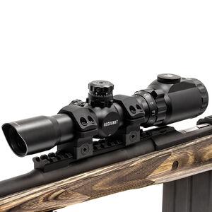 UTG PRO® 30mm/2PCs Low Profile P.O.I® Picatinny Rings