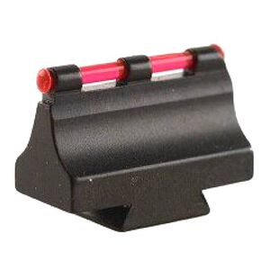 Williams Fire Fixed Front Sight Fiber Optic Narrow .375 Height Steel Matte Black