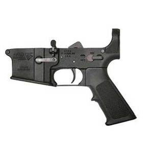 DPMS AR-15 Partially Complete Lower Receiver, 5.56 NATO, Black