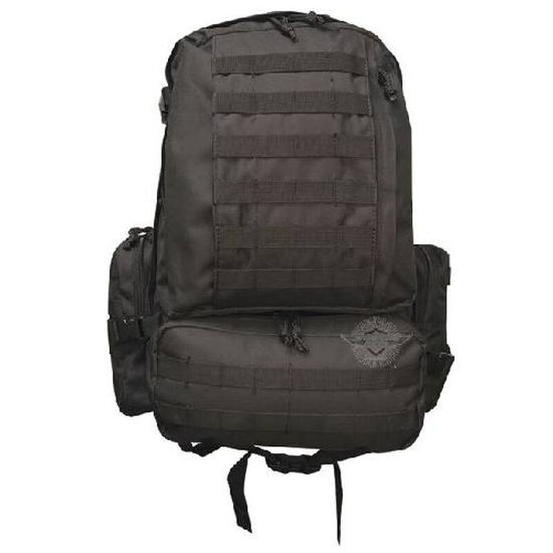 Tru-Spec MTP 5S Multiterrain Backpack Black 6191000