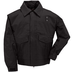 5.11 Tactical 4-in-1 Patrol Jacket Medium Black