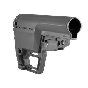 Mission First Tactical AR-15 Battlelink Utility Stock Commercial Polymer Black BUS
