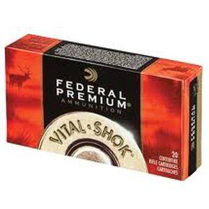 Federal V-Shok .270 WSM 130 Grain Trophy SCPT 20 Rnd Box
