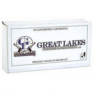Great Lakes .454 Casull 300 Grain Poly RNFP 20 Round Box