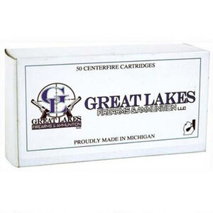 Great Lakes 10mm Auto 180gr Hornady XTP HP 20 Rounds
