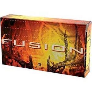 Federal Fusion .300 Winchester Magnum Ammunition 20 Rounds Bonded SPTZ BT 180 Grains F300WFS3