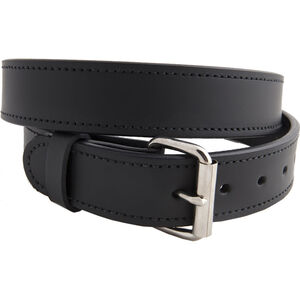 """Versacarry Double Ply Belt 1.5"""" Exotic Water Buffalo Nickel Plated Buckle Size 42 Distressed Brown"""