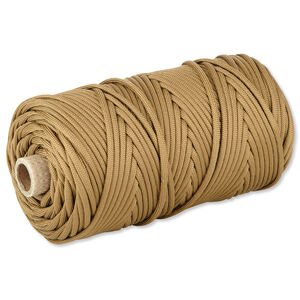 5IVE Star 550 Paracord Nylon 300 Feet Coyote Tan