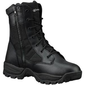 """Smith & Wesson Breach 2.0 Waterproof 9"""" Side Zip Boot 8W Black"""
