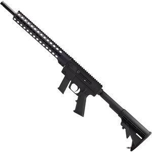 "Just Right Carbine Gen 3 Semi Auto Rifle 9mm Luger 17"" Barrel 17 Rounds Key-Mod Handguard Black"