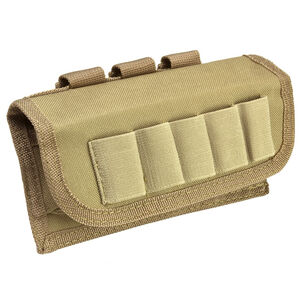 NcSTAR Tactical Shotshell Carrier Nylon Tan