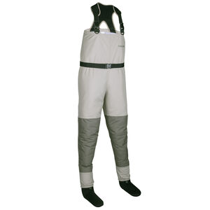 Platte Pro Breathable Stockingfoot Wader Large